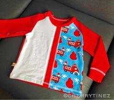 cherrytinez: Feuerwehr Shirt