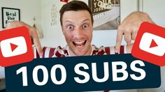 """""""Woohoo, I hit 100 subscribers! (and I announce what's next!)""""  I'm so grateful to have hit 100 subscribers on my channel! What a cool milestone to reach. My goal of launching & growing a YouTube channel to 100 subscribers came around quicker than I thought! Thank you to everyone for the incredible support.  Check out the video to hear what's coming up next! 👉 #365DaysOfVideo"""