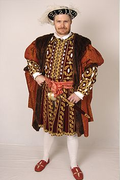 NINYA MIKHAILA - HISTORICAL COSTUMIER 1540's costume made for JMD&Co at Hampton Court Palace.