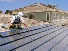 Solardach und Gründach anlegen