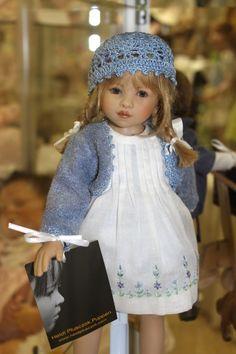Пасхальная встреча в магазине кукол 2017. Мини Плюшечки и другие / Коллекционные куклы Heidi Plusczok dolls, Хейди Плюсчок / Бэйбики. Куклы фото. Одежда для кукол