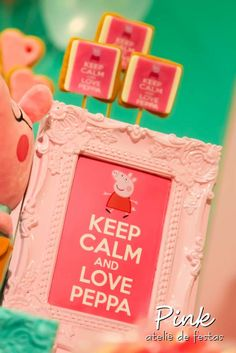 Peppa Pig Birthday Party Ideas | Photo 144 of 146 | Catch My Party