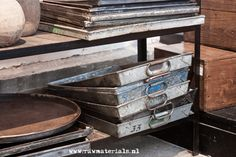 Raw Materials - The Home Store