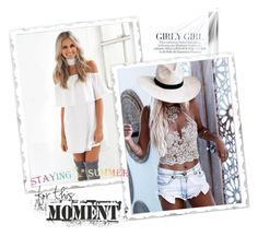 """""""Stayingsummer 14"""" by ramiza-rotic ❤ liked on Polyvore"""
