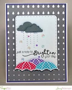 Today's our Product Release Day! Would you like to win our new #weather themed stamp set? Visit our blog to learn how! #linkinprofile #ontheblog #stamps #cards #paper #crafting #papercraft #handmade #sugarpeadesigns