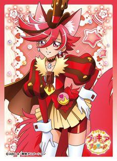 Artist: Ino Marie | Kirakira☆Precure a la Mode | Cure Chocolat | Kenjou Akira