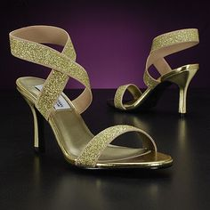 Gold Prom Shoe, DYEABLES BESTBET-GOLD Shoes for Weddings & Proms  $44
