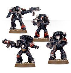 Damned Legionnaires 2 Fantasy Model, Warhammer 40k Miniatures, Warhammer 40000, Space Marine, War Hammer, Figs, Emperor, Weapons, Gaming