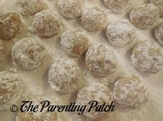 Pecan Snowball Cookies Recipe   Parenting Patch