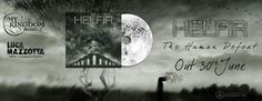 HELFIR - The Human Deafeat -  The album is in PRE-ORDER on the label's page at http://smarturl.it/HELFIR-CD Out 30th June  Tracklist: 1. Time In Our Minds - 2. Light - 3. Tide - 4. Protect Me - 5. Chant D'Automne - 6. Mechanical God - 7. Climax 2.0 - 8. Golden Tongue - 9. The Last Sun - 10. Chant D'Automne (Instrumental Version)
