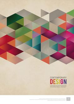 Art posters by jD style, via Behance