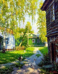 Художник Дмитрий Лёвин (29 картин)