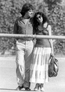 Ivano Fossati e Mia Martini