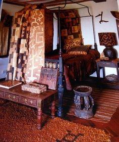 Alan Donovan's home in Kenya