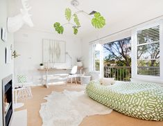The Design Files - Bronwyn Poole. Does gorgeous spaces.
