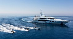 L'Ocean Paradise by BENETTI, un méga-yacht qui porte bien son homonyme. Porsche, Audi, Bmw, Benetti Yachts, Luxury Yachts, Luxury Cars, Lamborghini, Ferrari, Mercedes Amg