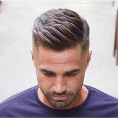Novas idéias para cortes de cabelo e penteados de homens para 2018 - frisuren - Cabelo Mens Hairstyles Fade, Cool Hairstyles For Men, Cool Haircuts, Hairstyles Haircuts, Fresh Haircuts, Popular Hairstyles, Trendy Haircuts For Men, Classic Mens Hairstyles, 2018 Haircuts