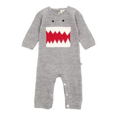 Baby monsters jumpsuit smallable.com