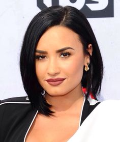 """lovatoweb: """" Demi Lovato attends the iHeartRadio Music Awards at The Forum on April 2016 in Inglewood, California. Demi Lovato Pictures, Music Awards, Music Artists, Good Music, Red Carpet, Celebrities, Sexy, Hair, Female Artist"""
