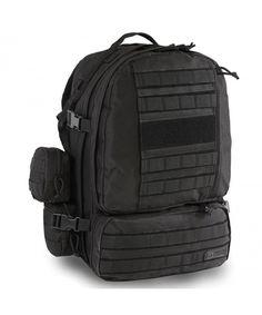 2bb26615ab8b Appollo Heavy Duty Backpack (HLBP29) - Black - CE12NVTDSNI