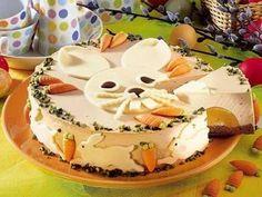 Nugat-Cappuccino-Torte
