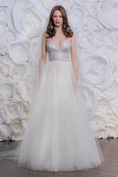 Whimsically Elegant Bridal Gowns: Naeem Khan | Fly Away Bride