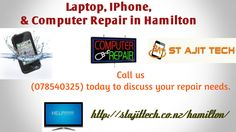 Affordable Laptop & iPhone Repair Service Hamilton