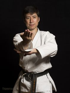 Tatsuya Naka 中 達也 Shotokan Karate 7th Dan, Kumite Champion