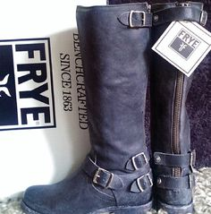 Frye just bought these so excited