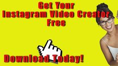 Liked on YouTube: Instagram Video Creator For Online Music Videos For Free