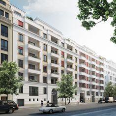 Groth Development GmbH & Co. KG | Beuth-Höfe