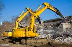 demolition vehicles - Google Search