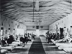 Civil War-Era Hospitals | Behind the Lens: A History in Pictures | Mercy Street | PBS