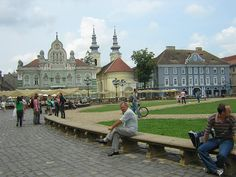 one of my homelands....  Romania/ Hungary Timisoara/johannisfeld
