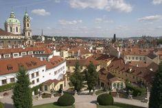 Things to do in Prague - Vrboska Zahrada  #czech #castle #europe #prague #church #history #relax #thingstodo #travel #traveltherenext