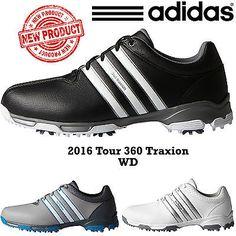 adidas tour 360 impulso wd mens scarpe da golf da adidas golftruck