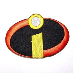 *The Incredibles Emblem Patch* SIZE: 3.5 x 2.5 FOR SIMILAR COMIC PATCHES: https://www.etsy.com/shop/RedefiningVintageluv?search_query=comic Movie Patches Pixar Studios/ Walt Disney Iron OR Sew on DIY Jackets, Backpacks. Patches Sew or Iron Embroidery, Cloth / Fabric, Applique Old School * For other Superhero patches: https://www.etsy.com/your/shops/RedefiningVintageluv/tools/listings/query:superhero This is an ...
