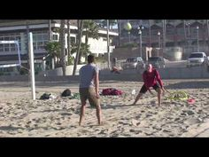 Beach Volleyball Playlist of drills and workouts- YouTube