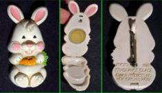 Avon Bunny Perfume