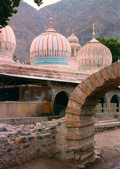 Shahi Mosque in Chitral, Pakistan