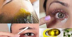 Utilice este aceite para el crecimiento rápido del cabello, cejas y pestañas.