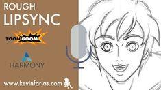 Como animar un personaje con nuestra propia voz en Toon Boom Harmony http://blgs.co/6S04V2