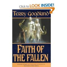 Faith Of The Fallen: Book 6: The Sword of Truth: Amazon.co.uk: Terry Goodkind: Books