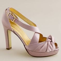 Jcrew knotted sandals