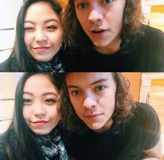 Harry out in Tokyo, Japan (2/27/15)