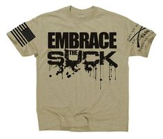 Grunt Style - Embrace the Suck