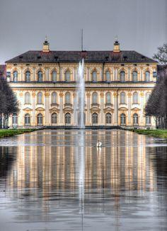#Schlosspark #Oberschleißheim #München #Bayern