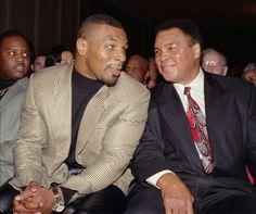 G.O.A.T Mike Tyson & Muhammad Ali
