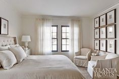 Friday Faves: Dreamy Neutral Bedrooms