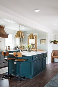 Get This Look: Fixer Upper Plain Jane House Kitchen